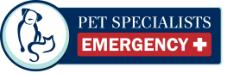 Pet Specialists of Monterey logo